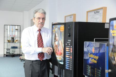 Pavel Liszka – Omul din spatele succesului Dallmayr în România