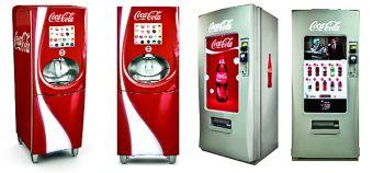 Programele de vending Coca cola intră în faza de testare