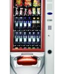 """Krystal 175 este un automat de vending compact de tip """"free-standing"""", compatibil cu automatele de cafea Perla , disponibil în versiunile master/slave. Caracteristici generale: - Capacitate de stocare a produselor..."""