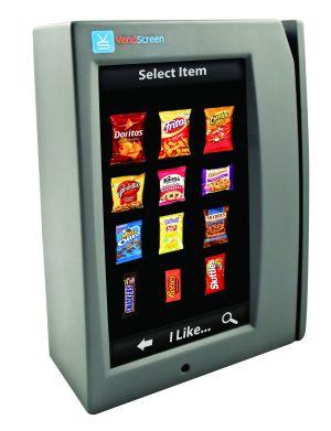 VendScreen schimbă aspectul automatelor