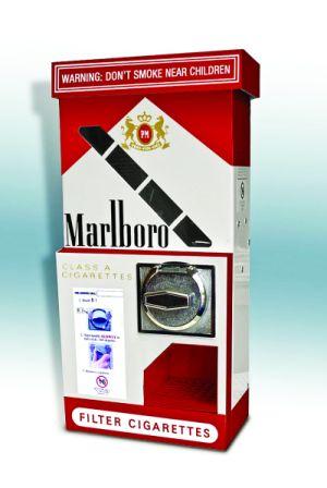 Interzicerea vânzării de țigări la automate