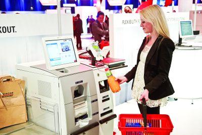 Tehnologia Self Checkout, în creştere