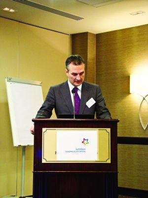 Patronatul Industriei de Vending din România (PRIV) a aderat ca membru cu drepturi depline la European Vending Association (EVA)