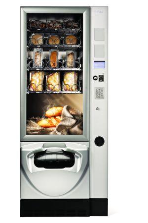 FAS Just Now – Automat vending cu sistem integrat de încălzire prin microunde