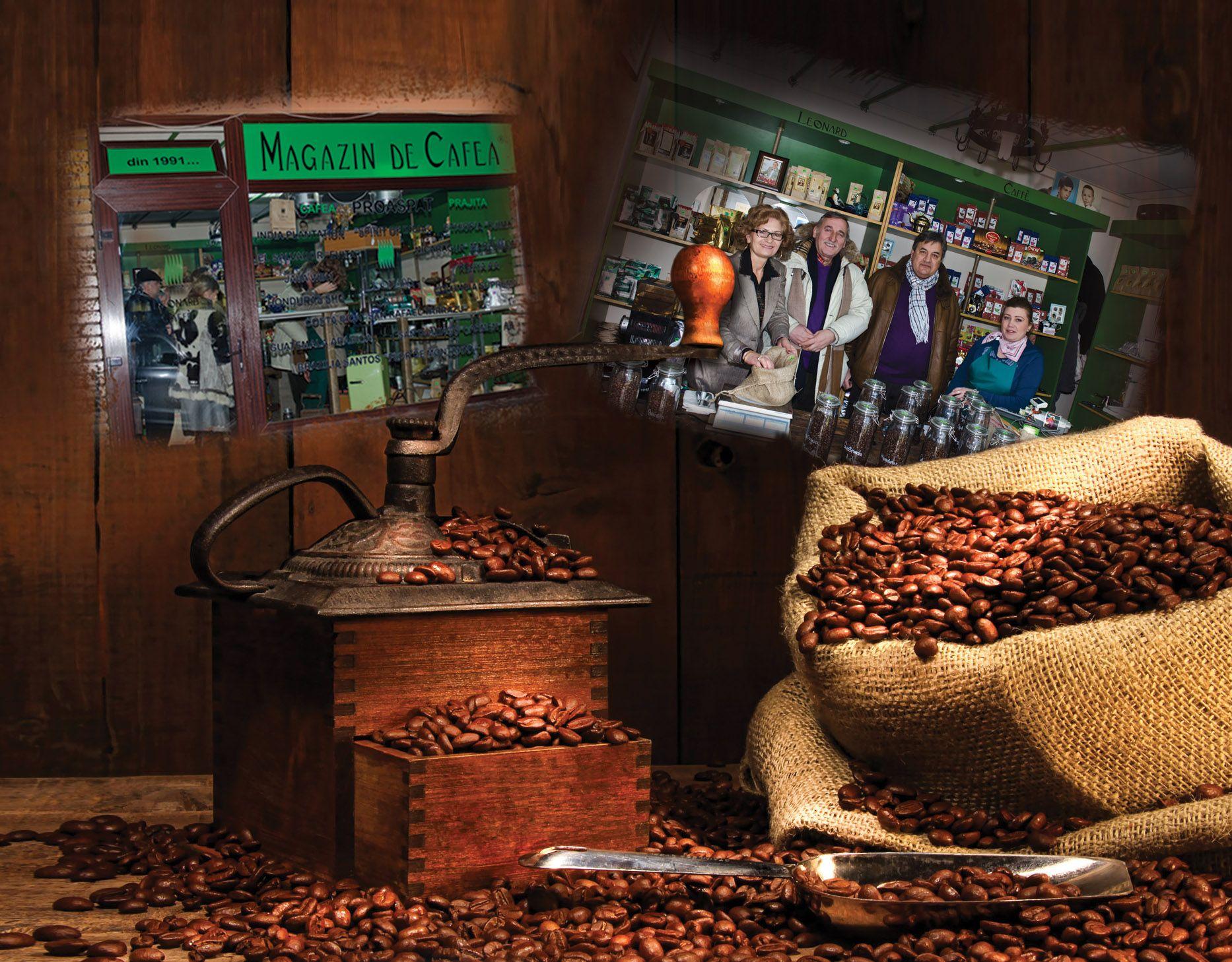 Cafeaua Vampirului la New York