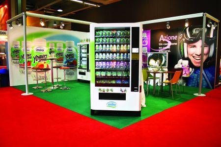 VENDITALIA, Expoziția Internațională de Vending, Italia, 9 – 12 mai 2012