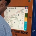 Aparatele de vending pentru bilete au devenit tot mai întâlnite în Mumbai, India. În jur de 75 de noi automate au fost instalate de-a lungul traseului Transharbour. Alte noi aparate...