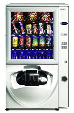 FAS Baby – Automat vending compact, ideal pentru spații restrânse