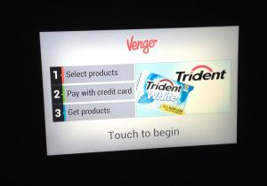 Aparatul de Vending Vengo debutează în New YorkVengo Vending Machine Debuts In New York