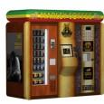 AVT Inc. a declarat că va începe livrarea kiosk-urilor marca Marley Coffee – special proiectate pentru a fi plasate în mall-uri și în alte locații mari cum ar fi stadioanele...