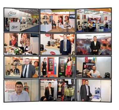 Vending Inside a luat pulsul industriei de vending la Vending Expo România 2013