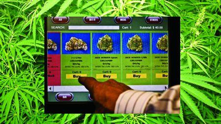 Vor fi implementate în SUA aparatele de vending cu marijuana?