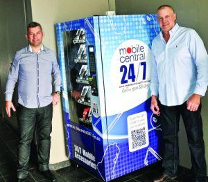 Aparatele de vending cu accesorii pentru mobile se pregătesc pentru o lansare de anvergură