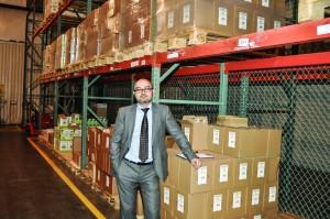 """Valentin Binder – Director General Europa Centrală și de Est la Rhenus Logistics:  """"Industria de vending se va convinge că serviciile noastre aduc plus valoare acestei piețe"""""""