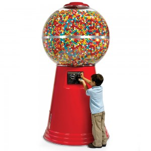 Despre afacerea cu automatele de vending tip Gumball