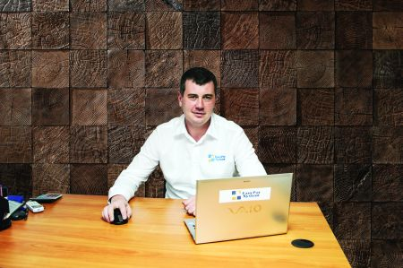 """Serghei Fraseniuc, Manager General EASYPAY SYSTEM:  """"Pe noi ne recomandă expertiza tehnică și experiența de 4 ani în domeniul plăților electronice"""""""