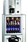 Preț promoțional: 3590 EUR Rate de la 79 EUR /lună* Avantaje: Băuturi calde - Preparați băuturi de o calitate deosebită - Aparat complet automat, cu autonomie de 300 pahare (166c)...