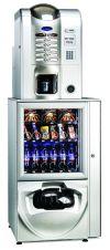 Perla Combi – Soluția vending completă: băuturi calde + snack&food