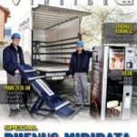 Editorial Sunt 20 de ediții de când revista noastră apare în mod regulat pe piața media, fiind singura revistă românească de specialitate pentru industria de vending, și în plus Partener...