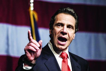 Guvernatorul orașului New York semnează Proiectul de Lege pentru Buget care include  creşterea scutirii la impozitul pe vânzări pentru automatele de vending