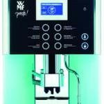 Espressorul profesional pentru specialităţi de cafea WMF presto! este complet automat, iar în funcţie de variantele de echipare, poate prepara băuturi precum Espresso, Café Crème, Cappuccino, White Coffee, Latte Macchiato,...