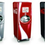 Coca-Cola Co. a introdus câteva modele de aparate noi cu blat ale dozatorului lor tip fântână de ultimă generație Freestyle, aparat care este destinat sălilor de pauză pentru angajații din...