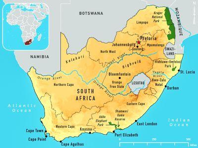 AFRICA DE SUD – Raport de țară în vending
