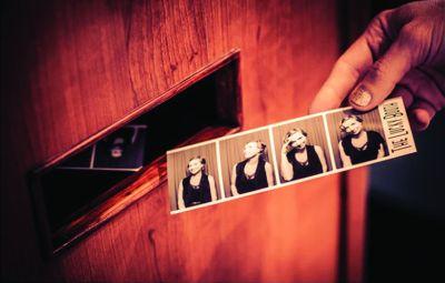 Aparatele de vending fotografice – Un selfie din altă epocă