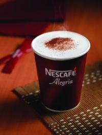 NESCAFÉ Alegria, o soluție completă de cafea