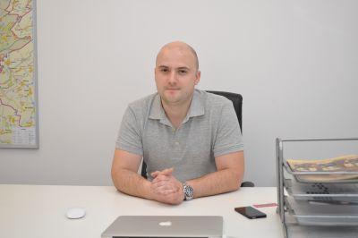 """Artem Kalinin:""""NTS COFFEE ține pasul cu ritmul vieții moderne"""""""