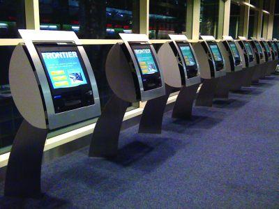 Kiosk-urile și conectivitatea