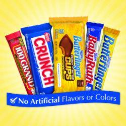 Înlăturarea coloranților și a aromelor artificiale din produsele alimentare. Urmează vendingul!