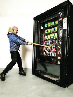 Clientul modern și vendomatul blocat: cumpărături cu nădăbăi