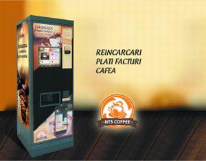 Primul automat compact din România