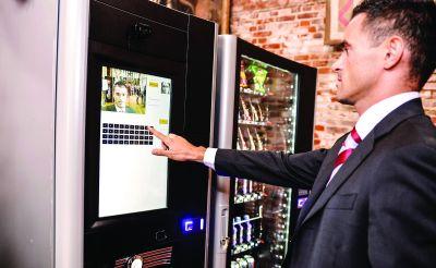 Tehnologie în slujba sănătății: Aparatele de vending cu recunoaștere facială