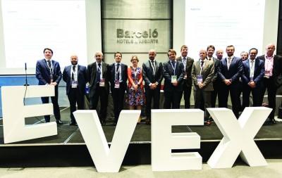 INDUSTRIA EUROPEANĂ DE VENDING ȘI OCS S-A ÎNTĂLNIT ÎN MALAGA LA EVENIMENTUL DE SUCCES EVEX 2015