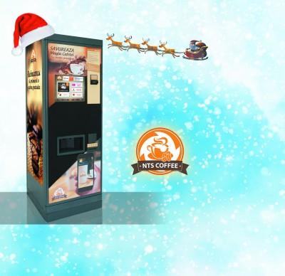 NTS Coffee își consolidează poziția în piața de vending