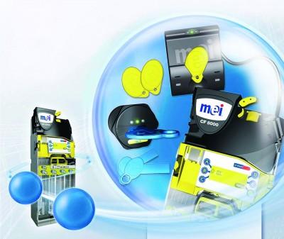 CASHFLOW® MEI-PAY – Seria de sisteme cashless integrate