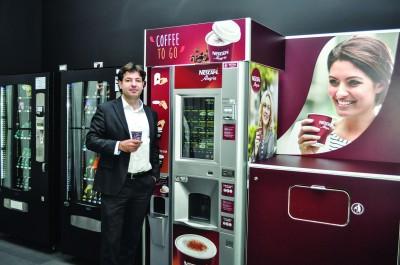 """Ovidiu Tunaru, Country Business Manager Nestlé Professional România:  """"Calitatea la Nestlé nu este negociabilă!"""""""