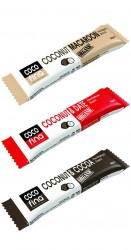 Cocofina lansează batoane sănătoase