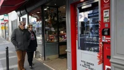Parisul primește primul aparat de vending cu carne