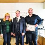 Pe 17 februarie am fost prezenți în Bulgaria la invitația partenerilor noștri, Enco Vending și Rolim Sat Prod – distribuitorul pentru România a produselor producătorului bulgar. Motivul, lansarea Universității Baristo,...