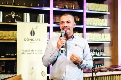 """Marius Meleșteu:  """"Strauss România are avantajul de a oferi un portofoliu de mărci puternice,  relevante pentru consumatorii din România"""""""