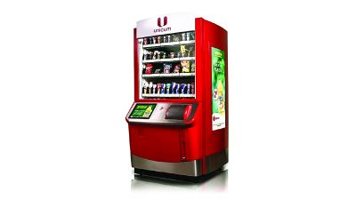 Unicum din Rusia a lansat în America de Nord, la evenimentul OneShow din Chicago, aparatul de vending Move Combo