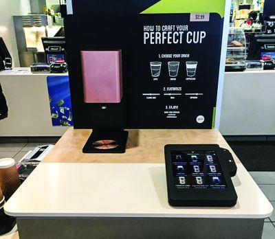 """McDonald's testează standul de cafea """"Do It Yourself"""""""