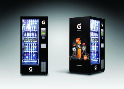 IDEI DE VENDING 19  Vendingul în paradigma diet & sports:  Automatele pentru cei dedicați sportului și nutriției sănătoase