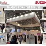 Echipa europeană de vending a companiei SUZOHAPP a fost în formă la Venditalia. Venditalia este cel mai important târg european de vending din acest an și în mod normal SUZOHAPP...