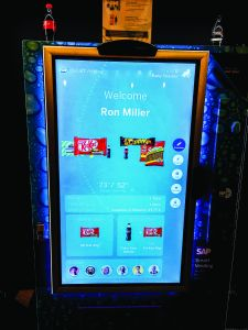 Capsula de tehnologie: SAP și viitorul vendingului  -Cea mai mare companie germană de software și industria mondială de vending-