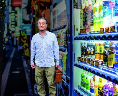 """Takashi Kurosaki:  """"Scopul nostru principal este acela de a relansa industria de vending japoneză"""""""