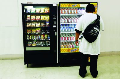 "Politici ""anti-junk food"" la aparatele de vending din San Francisco"
